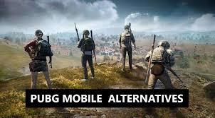 alternatives to PUBG Mobile