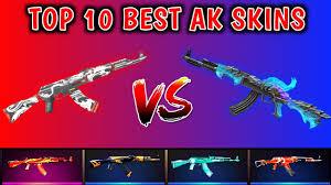 World Best Ak skins