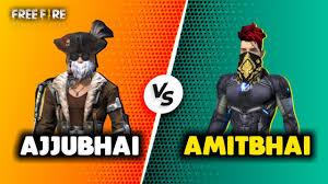 Amitbhai vs. Ajjubhai
