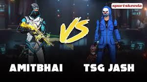 Amitbhai vs/ TSG Jash