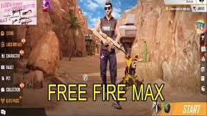 free fire max OBB