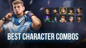 Free Fire character Combinations