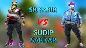 Sudip Sarkar vs. SK Sabir Boss