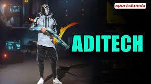 Aditech's Free Fire ID