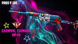 #5 Carnival Carnage MP40