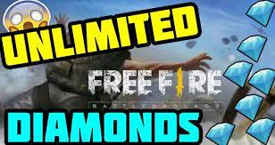 free diamonds in the free-fire