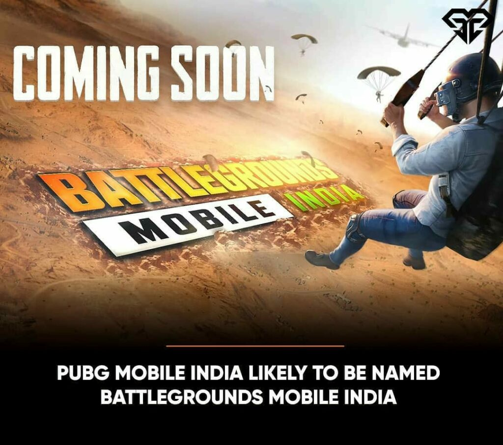 PUBG Mobile's Indian Name Leaked With Banner!