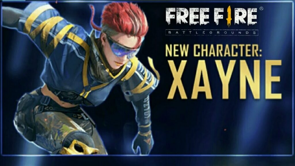 Free Fire characters in May