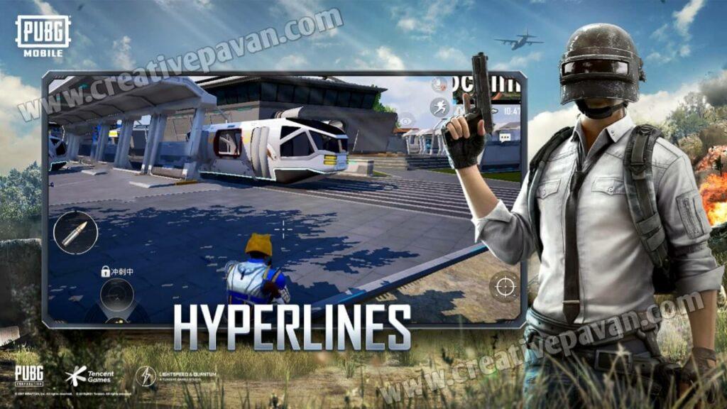 hyperlines