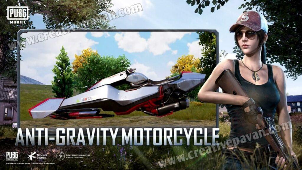 anti gravity motorcycle